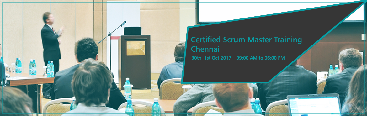 Certified Scrum Master Training Chennai