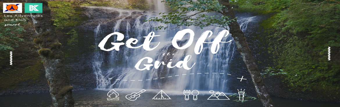 Get off the grid at waterfall trek