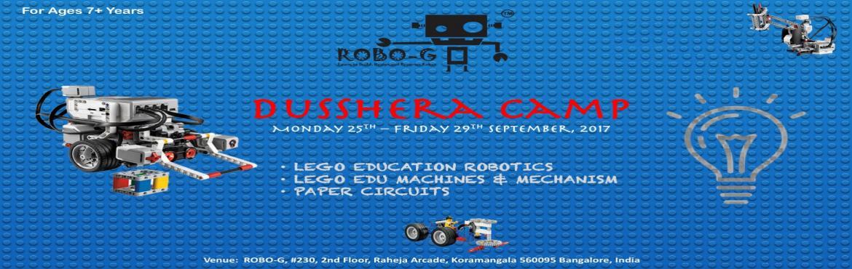 ROBO-G Dusshera Camp