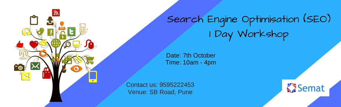 SEARCH ENGINE OPTIMISATION (SEO) 1 DAY WORKSHOP