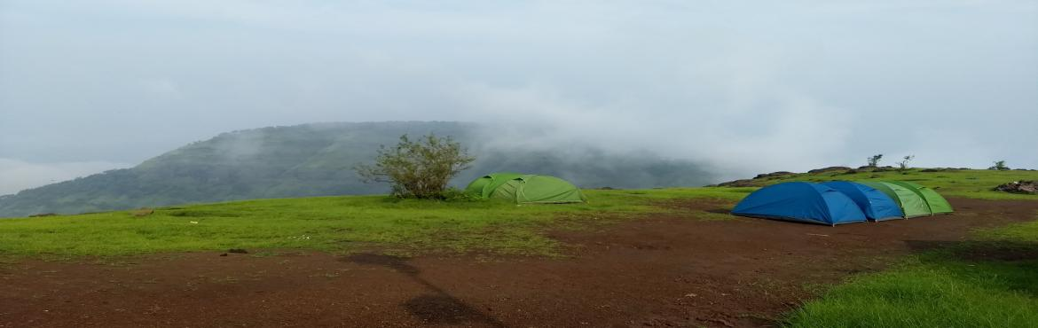 Camping and Trekking at Kalavantin - Prabalgad