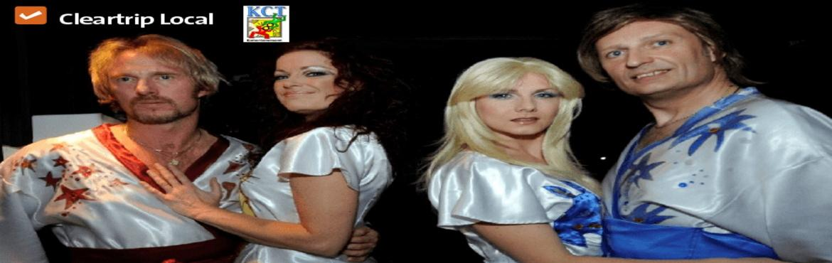 "Book Online Tickets for Tribue To ABBA Delhi, New Delhi. If you're looking for a band, be it a corporate function or festival you just can't go wrong booking an Abba tribute band. Their music appeals to all generations and contrary to what Lincoln said ""You can please some of people some"