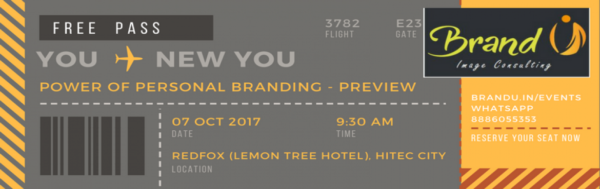 Power of Personal Branding - Preview