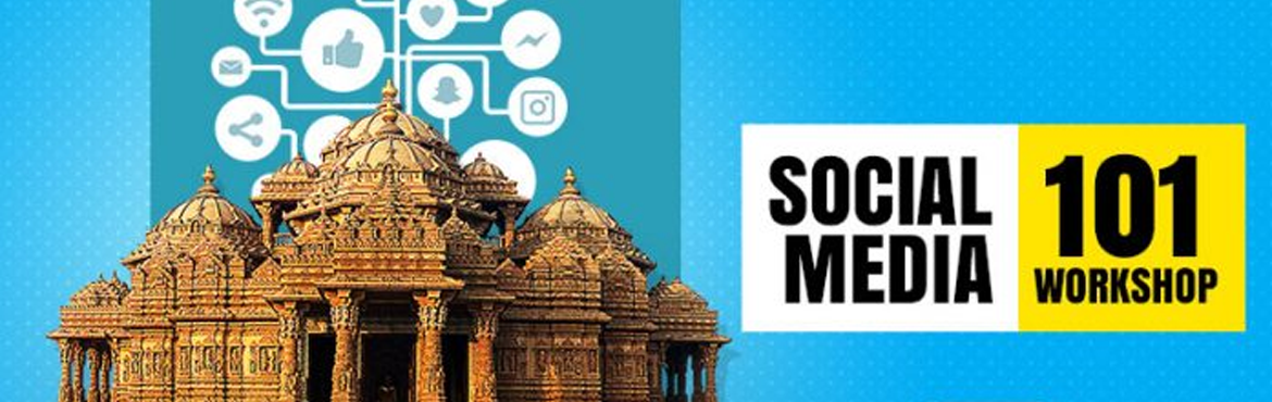 Social Media 101 Workshop in Ahmedabad