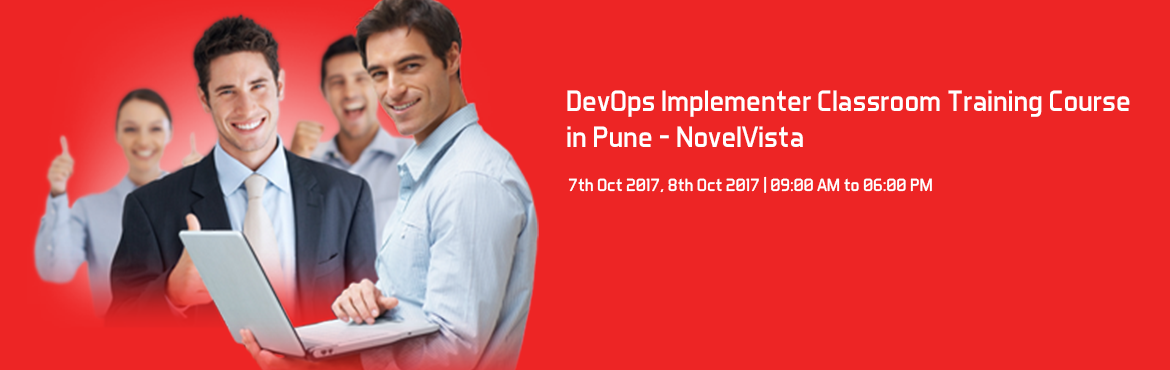 DevOps Implementer Classroom Training Course in Pune - NovelVista