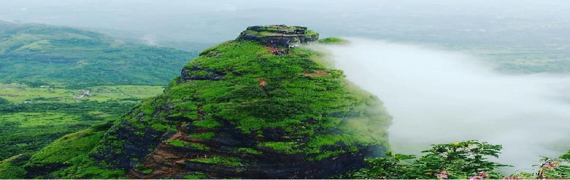Book Online Tickets for Kalavantinicha Buruj Adventure Night Tre, Pune.   Kalavantin Durg is a pinnacle located adjacent to Prabalgad Fort. Detached from the main mountain this pinnacle is very close to the fortification of Prabalgad fort. to secure this side the pinnacle was fortified. Since the Prabalgad is very h
