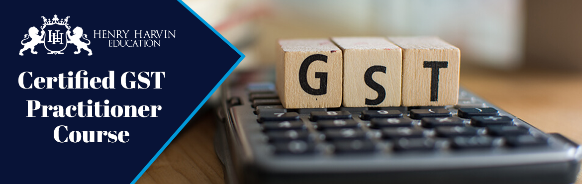 Book Online Tickets for Certified GST Practitioner 4-Days Intens, New Delhi. Certified GST Practitioner 4-Days Intensive Training and Certification Course Henry Harvin Education introduces 4 day/32 hours Classroom Based Training and Certification course on \'Certified GST Practitioner\' Course that gives a