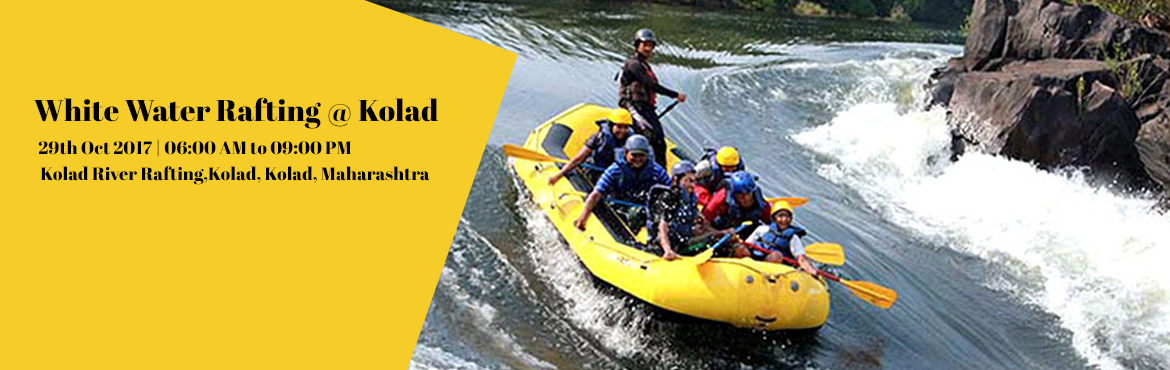 White Water Rafting @ Kolad
