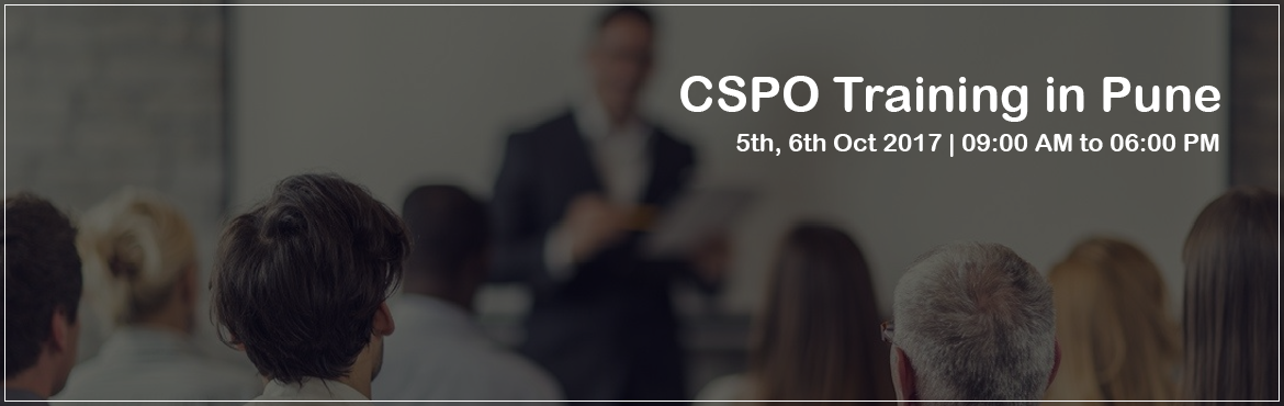 CSPO Training in Pune