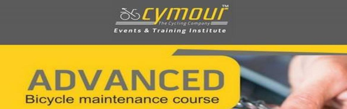 Book Online Tickets for Advanced Bicycle Maintenance Course, Pune.   About the Event: A comprehensive Advanced Bicycle Maintenance Course – Learn how to be a better athlete/Mechanic Cymour has been and is a well-known brand throughout India, when it comes to phenomenal rider support, solidarity in se