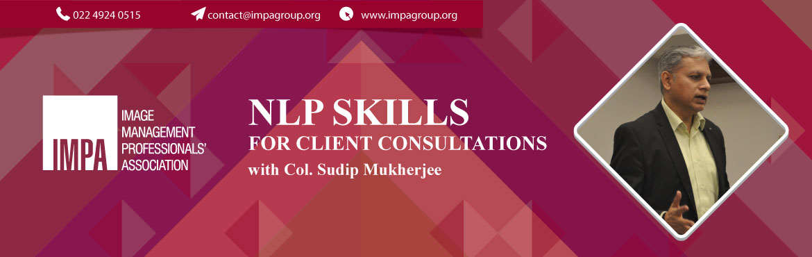 NLP skills for client consultations