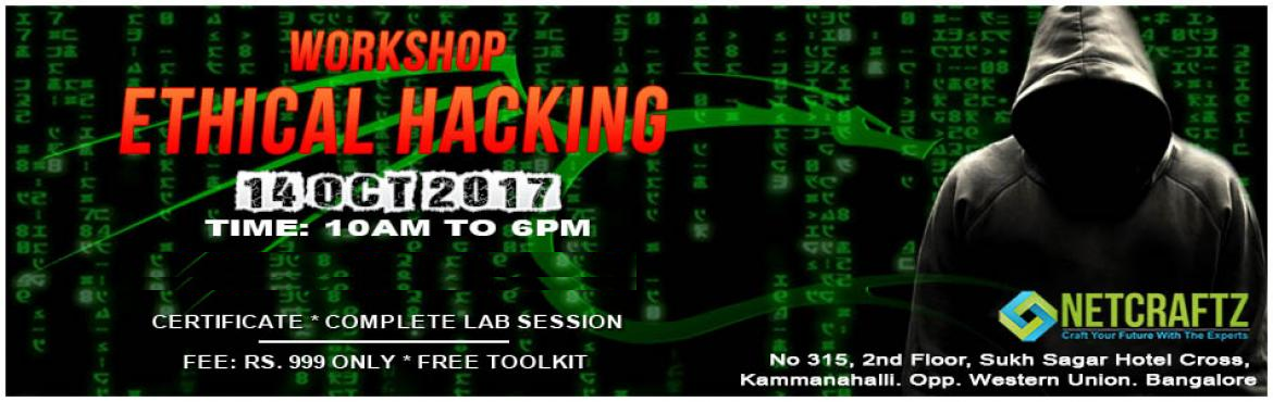 Ethical Hacking Worskhop