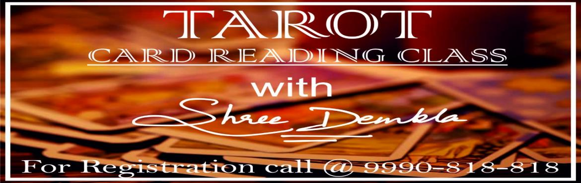 Book Online Tickets for Tarot Cards Reading, Delhi. There is nothing worse than being stuck in your life and having no clarity on what to do?  Many times we have few options but can\'t figure out which one would be the best for us.  Money, Relationship, Career, Health , Family