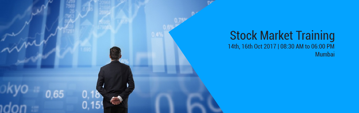 Book Online Tickets for Stock Market Training, Mumbai.