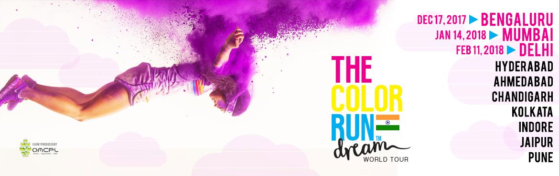 The Color Run India- Delhi NCR