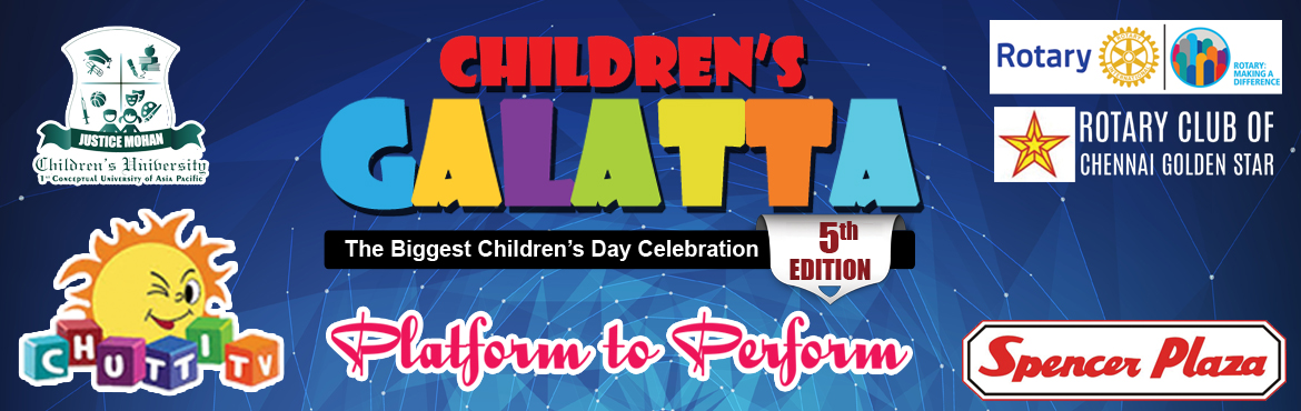 Chutti Tv Childrens Galatta 17
