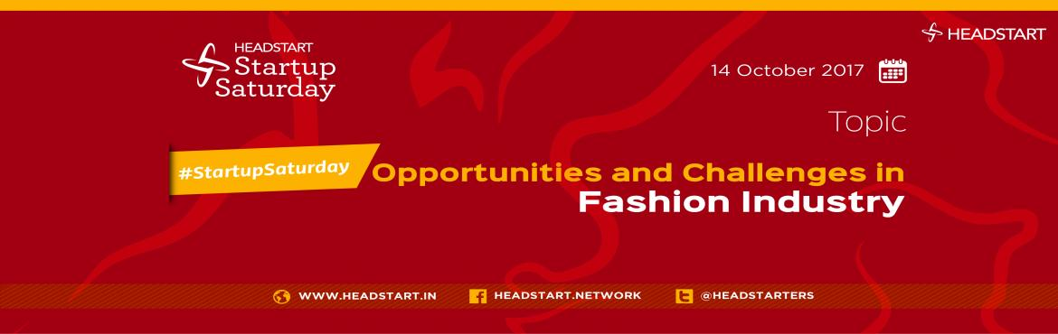 Opportunities and Challanges in Fashion Industry