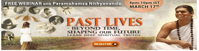 Book Online Tickets for Past Lives – Beyond Time, Shaping, Hyderabad. Learn Deep Spiritual Truths!