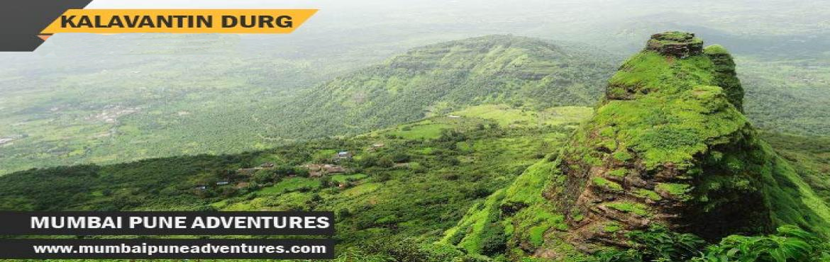 Book Online Tickets for Kalavantin Durg Night Trek-Mumbai Pune A, Mumbai. Event Details:Event Grade: MediumEndurance Level: MediumHeight of fort: 2300 ft approx.Location: PanvelTotal time required to reach base: 45 minutes from Panvel railway station Total time required for climbing: 3 hrs of normal climbDuration: 1 N