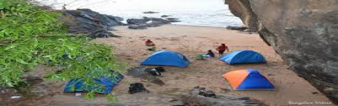 Book Online Tickets for Kudle beach trek , Gokarna.   Kudle beach:   Kudle beach is the beach next to Gokarna beach. I would say this one is the one of the most famous and populated beach among the Gokarna beaches where you can sit and relax in the restaurants and have a beer or just do sun-