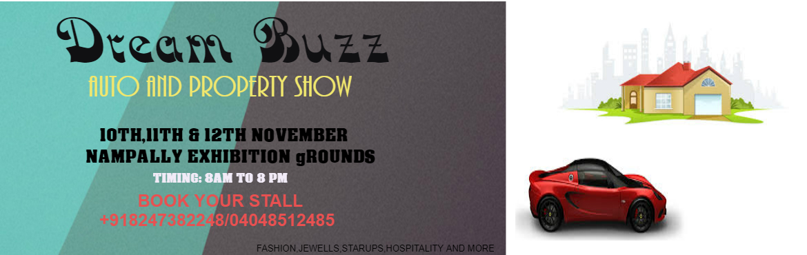 Dream Buzz(auto and property show)