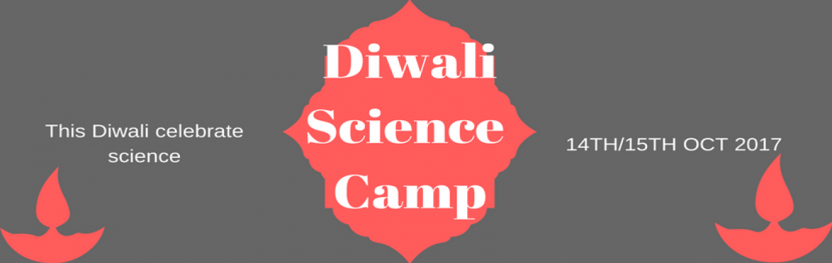 Book Online Tickets for Diwali Camp, Bengaluru.  Science Utsav\'s amazing DIWALI SCIENCE CAMP!Lots of hands on activities, awesome science experiments and much more to enhance the creativity of your children and make them fall in love with science. Venue: ScienceUtsav, Jayanagar, 7th blockFro