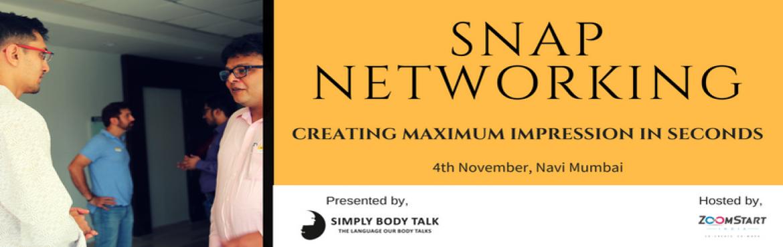 Snap-Networking  4th November