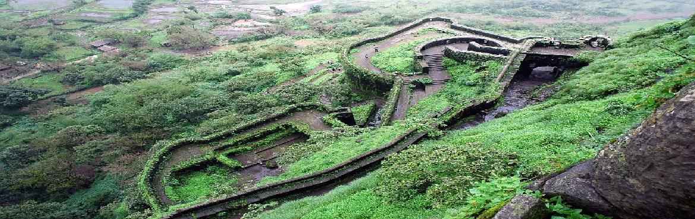 Trek to Lohagad Fort on 4th November 2017