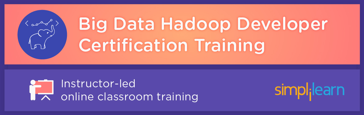 Big Data Hadoop Developer Certification Training in Hyderabad | Online Classroom Program
