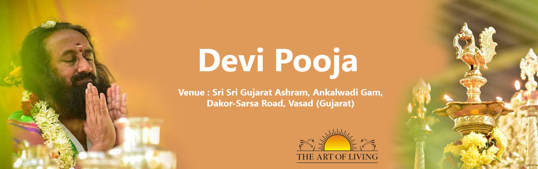 Book Online Tickets for Devi Pooja, Vasad .  Devi Pooja!