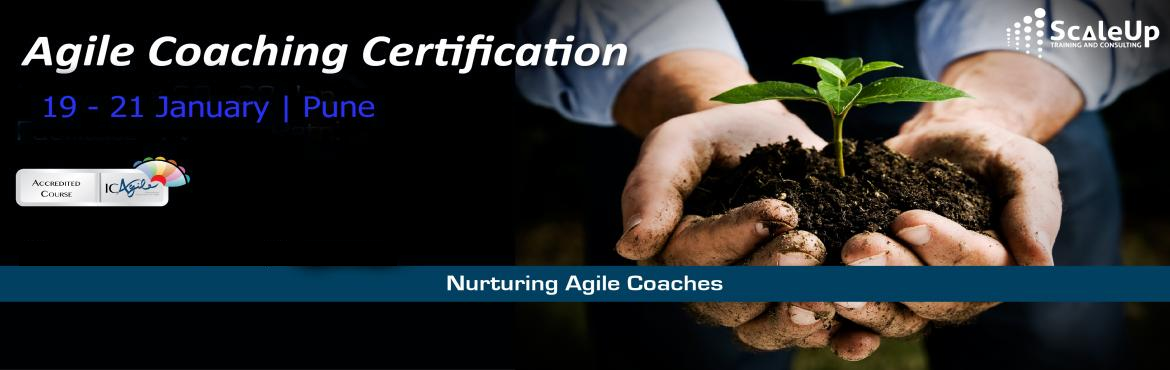Book Online Tickets for Agile Coach Certification, Pune - Januar, Pune. The Agile Coaching Workshop is a 3-days face-to-face training program with the primary objective to make learners efficient in coaching agile teams. It helps the participants understand and develop the essential professional coaching skills, apprecia