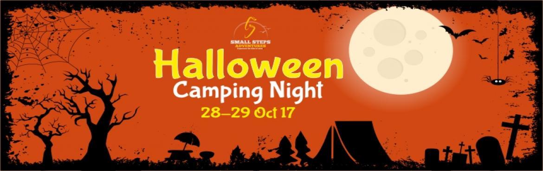 Halloween Night and Camping at Dahanu Farm on 28th Oct 2017
