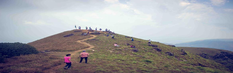 Tadiandamol Coorg Monsoon Trek | Plan The Unplanned