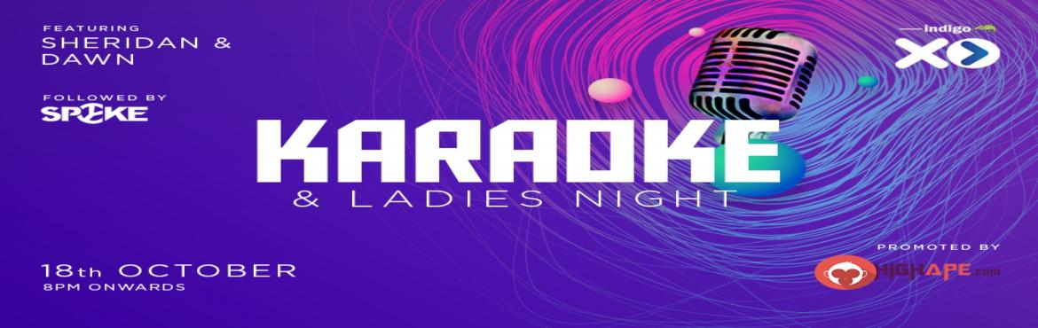 Karaoke and Ladies Night