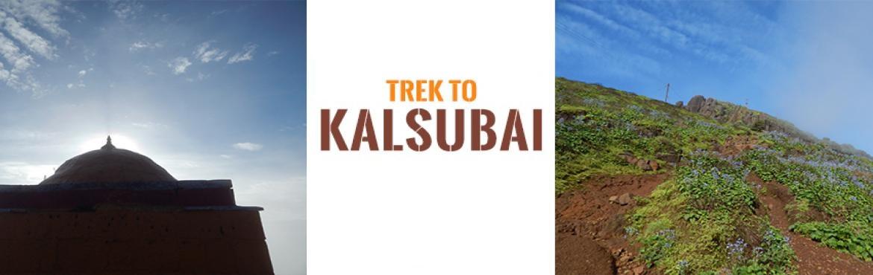 Overnight Trek to Kalsubai on 5th November, 2017