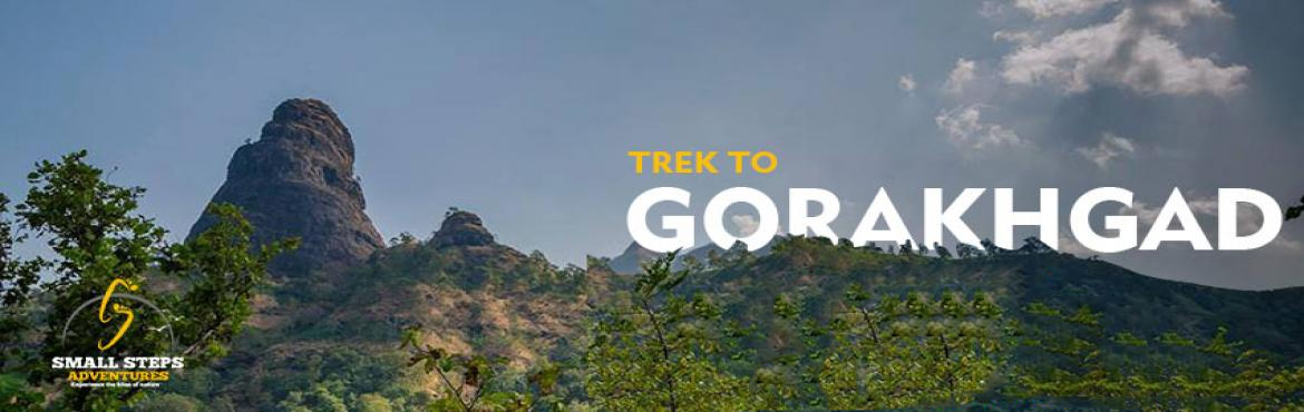 Book Online Tickets for Night Trek to Gorakhgad on 11th -12th  N, Gorakhgad. Small Steps Adventures: Night Trek to Gorakhgad on 11th -12th  November, 2017 We at small Steps Adventures glad to invite you for thrilling and adventures trek to Gorakhgad. Type: - Hill fort Height: - 2135 ft Grade: - Easy- medium Itinerar