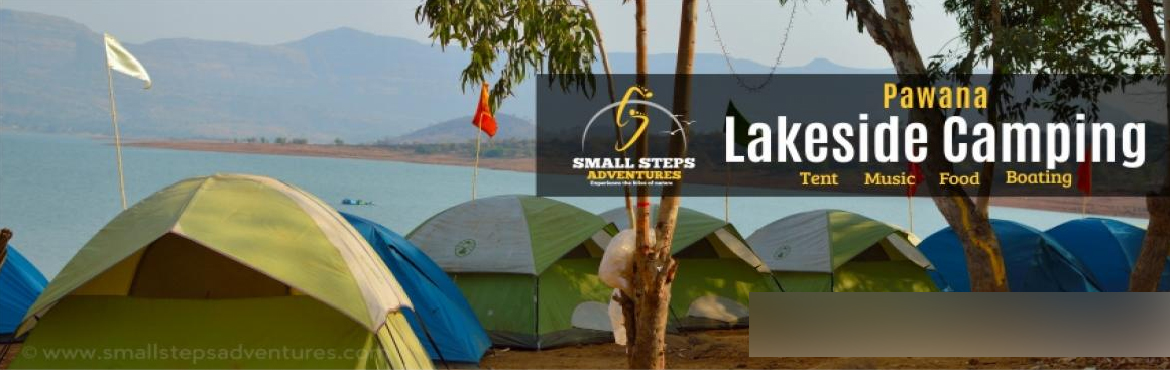 Lakeside Camping at Pawana Lake, Lonavla on 25th-26th November 2017