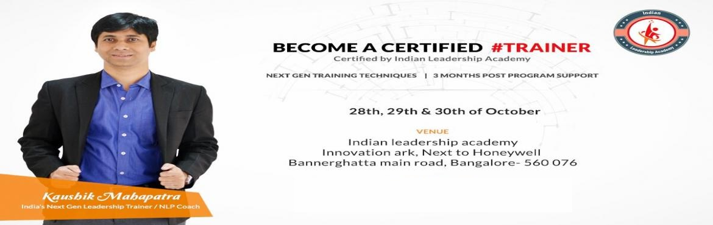 Train the Trainer - Certification Program