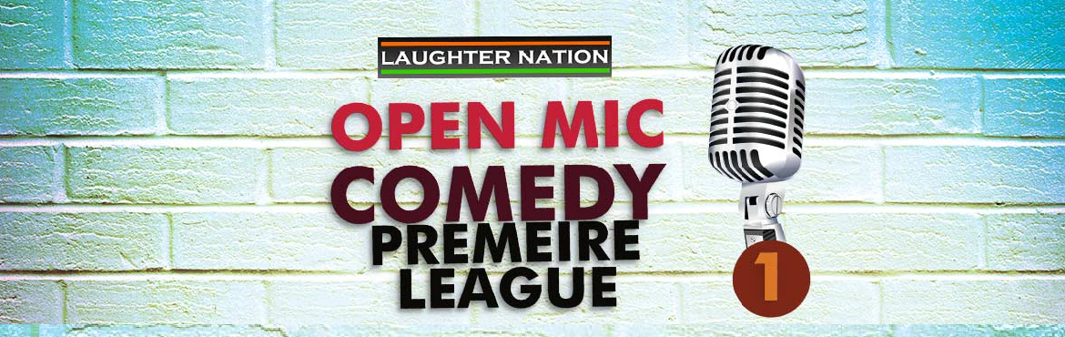 Book Online Tickets for Open Mic Comedy Premiere League Season 1, New Delhi. There will be no dearth of stage time and this will open further opportunities. Watch new comedians come to this stage, perform deliver and be selected for the bigger stage. There will be raw, unseen and unheard performance, hosted by one of the stal