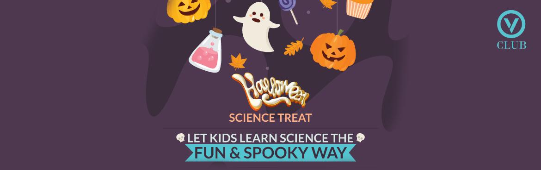 Halloween Science Treat