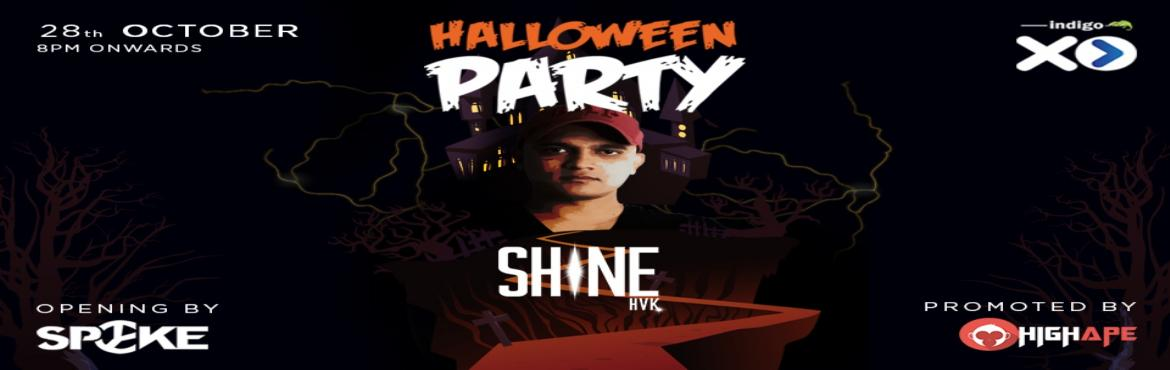 Halloween Party with DJ Shine