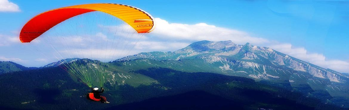 Book Online Tickets for Let us go Paragliding, Bir. About The Event  Have you ever wondered what it would be like to soar high in the sky and experience a bird's eye view of the world? If you do, plan your next trip to Billing and give Tandem Paragliding at Billing a try. It offers excellent wor