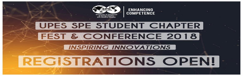 UPES SPE Fest 2018 - International Registration