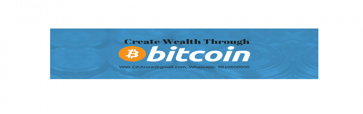Book Online Tickets for Coaching on Crytocurrency, NewDelhi.
