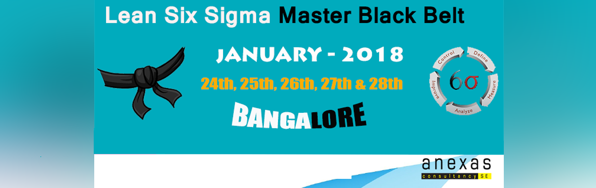 Lean Six Sigma Master Black Belt Training and Certification