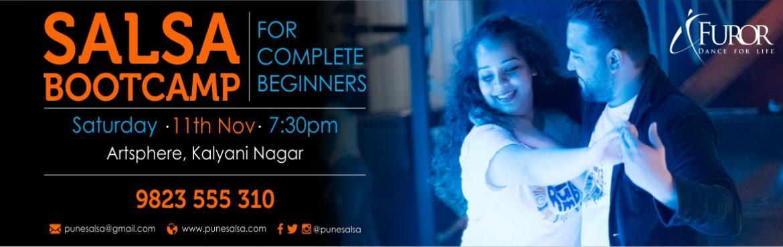 SALSA Bootcamp for COMPLETE BEGINNERS_Kalyani Nagar_11th Nov