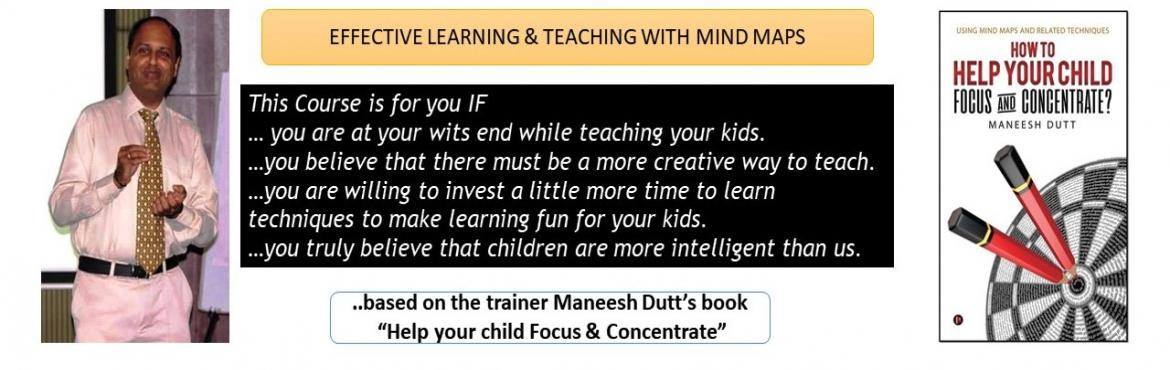 Book Online Tickets for Effective Learning and Teaching with Min, Noida. This program is based on my book \