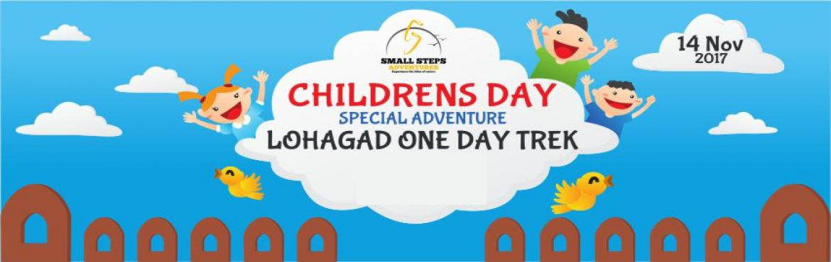 Kids Special: One Day Trek to Lohagad on 14th Nov 2017