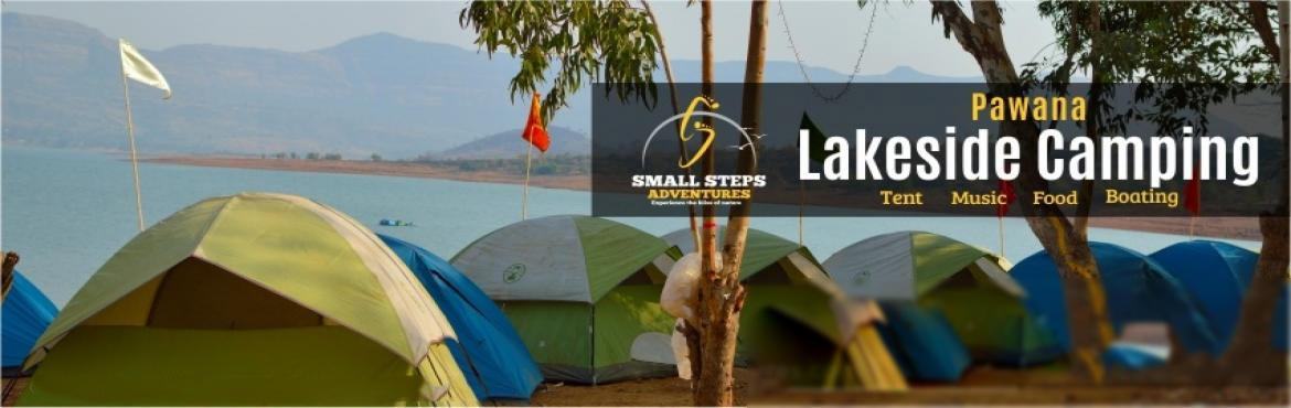Lakeside Camping at Pawana Lake, Lonavla On 9th-10th  December 2017