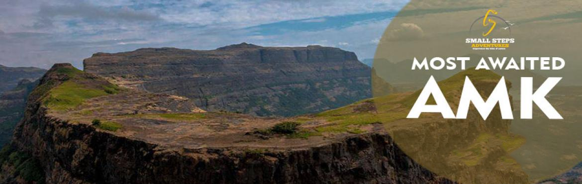 Book Online Tickets for Trek to Alang Madan Kulang Fort on 2nd-3, Mumbai. Small Steps Adventures: \